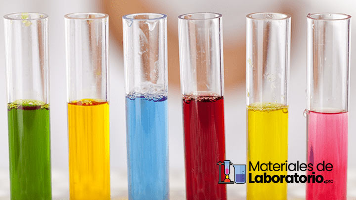 tubo de ensayo de quimica