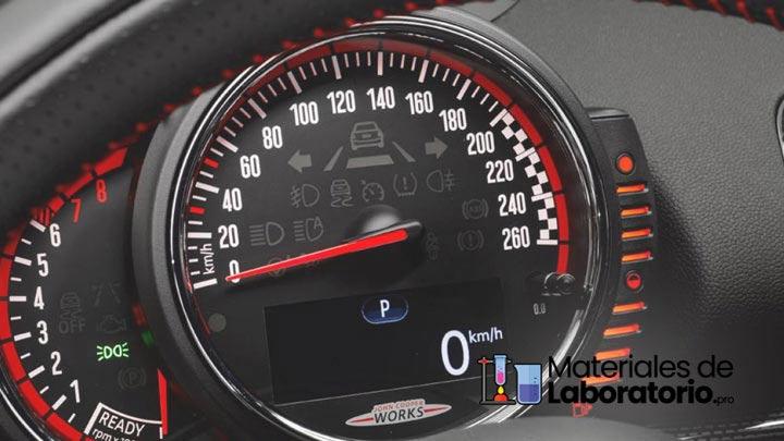 velocimetro para carro