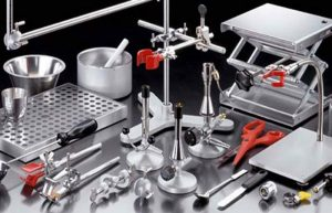 Materiales de Laboratorio de Metal