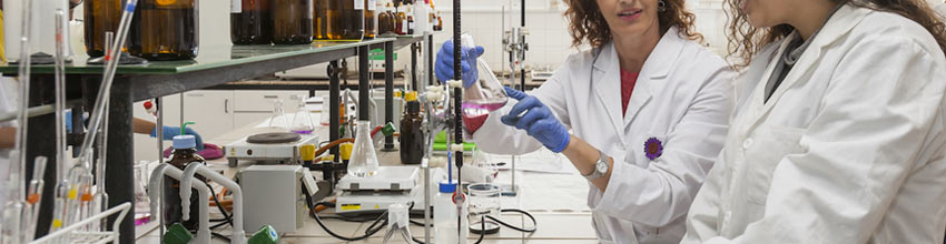 Materiales para usar en el Laboratorio de Química